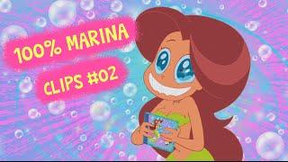 Zig & Sharko - 100% Marina #2 _ HD