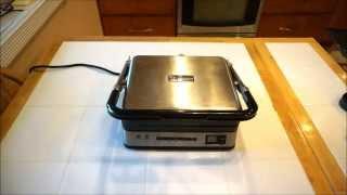 "Гриль 3 в 1 PRINCESS 117002 Multi Compact Pro от компании Компания ""TECHNOVA"" - видео"