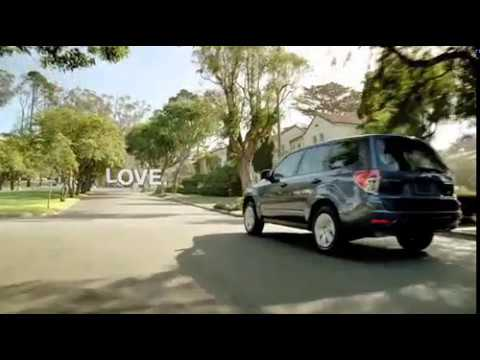 Subaru Commercial (national network campaign)