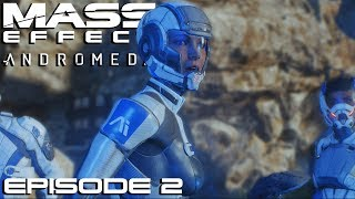 Mass Effect: Andromeda - Ep 2 - Rencontres du 3e Type - Let's Play FR ᴴᴰ