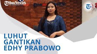 Wiki Trends - Jokowi Tunjuk Luhut Gantikan Edhy Prabowo Jadi Menteri KP Ad Interim