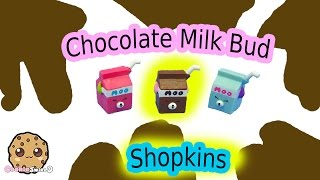 DIY Shopkins Petkins Chocolate Milk Bud Do It Yourself Painting Custom Video