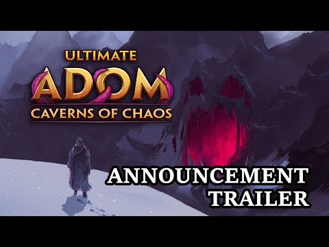 Ultimate ADOM - Caverns of Chaos releases in February 2021