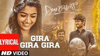 gratis download video - Dear Comrade Kannada - Gira Gira Gira Lyrical Video | Vijay Deverakonda | Rashmika | Bharat Kamma