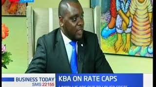 KBA Chairman; Lamin Manjang on interest rates cap-Business Today