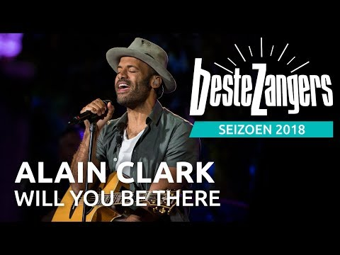 Alain Clark - Will you be there | Beste Zangers 2018 | JB Productions