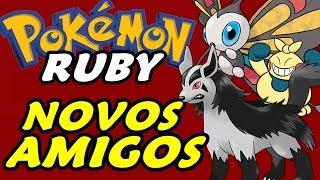 Beautifly  - (Pokémon) - Pokémon Ruby (Nuzlocke Challenge - Parte 4) - HM Flash, Beautifly e Makuhita