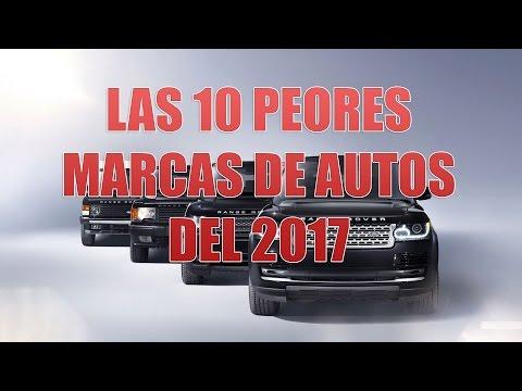 LAS 10 PEORES MARCAS DE AUTOS QUE NO DEBES COMPRAR EN 2017 (POR CONSUMER REPORTS)