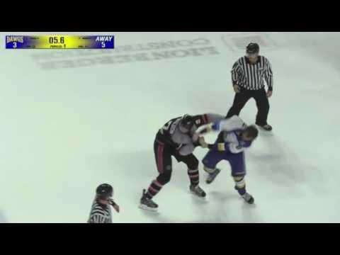 Cory Melkert vs. Justin Tateson