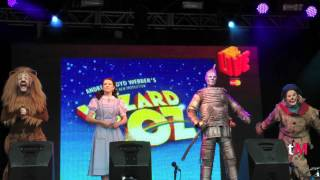 """We're Off To See The Wizard"" - THE WIZARD OF OZ (West End LIVE 2011)"