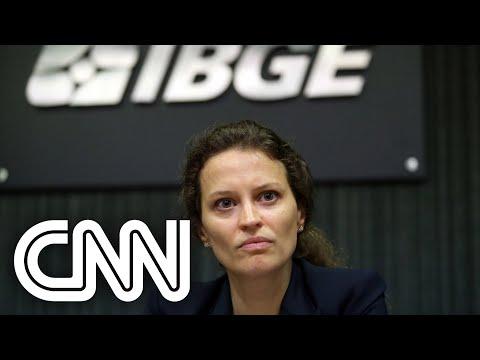 Presidente do IBGE pede demissão do órgão | CNN 360º