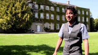 Studying Abroad at Maynooth I