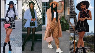 PARIS LOOKBOOK | WHAT I WORE IN PARIS
