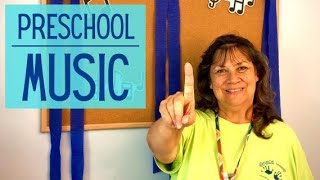 Preschool Music Day 1