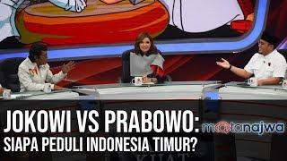 Adu Kuat Kampanye: Jokowi vs Prabowo - Siapa Peduli Indonesia Timur? (Part 2) | Mata Najwa