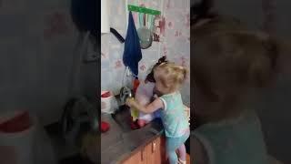 Приколы с детьми. 5 минут тишины
