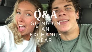 Q&A-EXCHANGE YEAR IN NEW YORK (American boyfriend, NYC and gun laws)