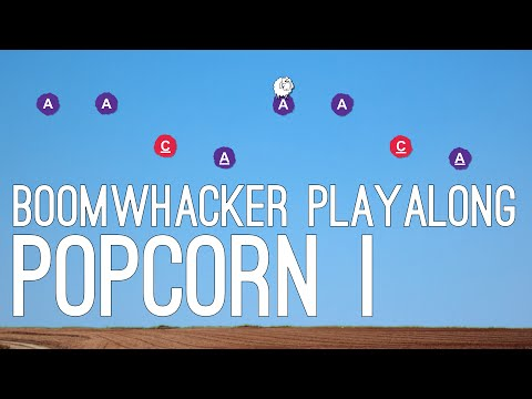 Popcorn I - Boomwhacker Playalong
