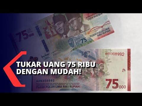 tukar uang rp ribu sudah bisa di bank di seluruh indonesia
