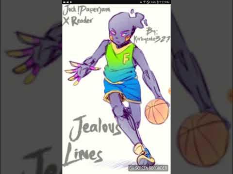 jock paperjam Sans X new girl listener video please enjoy