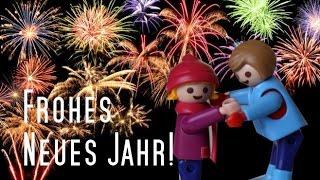 Playmobil  SILVESTER  Party  Film  Deutsch  Family Hobbs