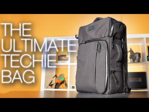 ProGo Travel Bag Review – For Cameras, Laptops, Tripods, Shoes!?