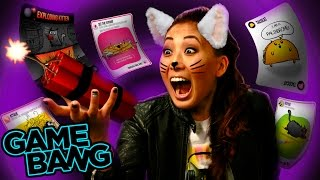 EXPLODING KITTENS IS HERE! (Game Bang)