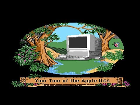 Apple IIGS - Your Tour of the Apple IIGS (1989) by Apple Computer Inc.