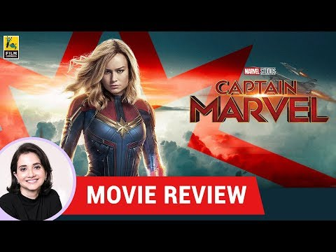 Captain Marvel Movie Review by Anupama Chopra   Brie Larson   Samuel L. Jackson