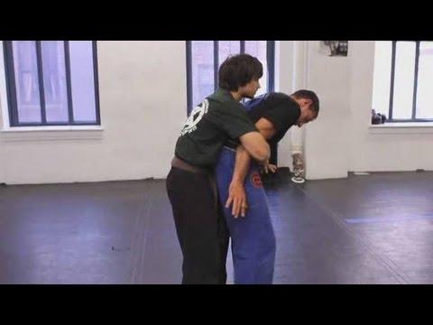 How to Defend against Rear Bear Hug | Krav Maga
