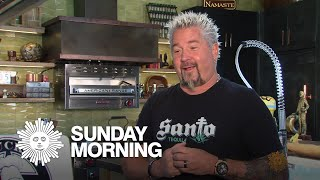 Guy Fieri Talks Food, Fame And Philanthropy