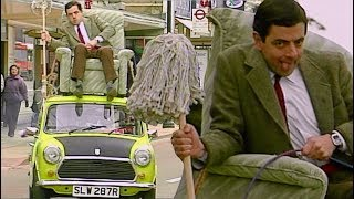 SPEEDY Bean | Mr Bean Full Episodes | Mr Bean Official