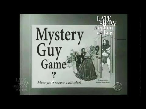 Play 'Mystery Guy' And Find Out Who Colluded With Donald Jr.
