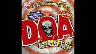 D.O.A. If there's god