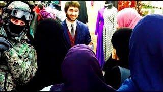 13 девушек в хиджабах задержаны в Москве