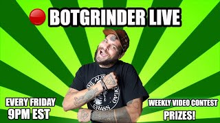 ???? BOTGRINDER LIVE! WEEKLY FPV VIDEO CONTEST
