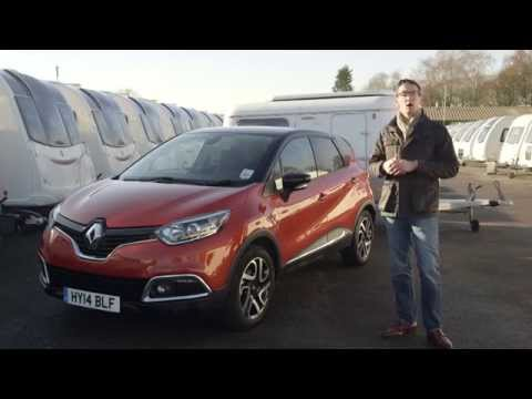 The Practical Caravan Renault Captur review