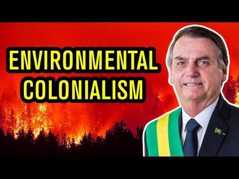 The Environmentalist Colonial Gaze | BadEmpanada