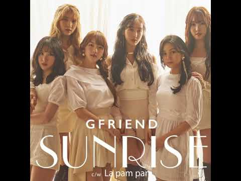 GFRIEND SUNRISE Japanese Ver. MP3