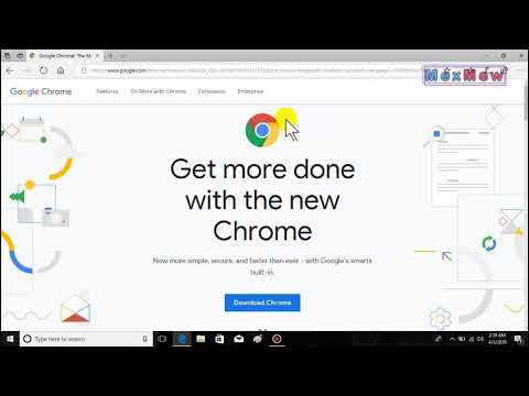 Cara Download & Install Google Chrome untuk Windows 10