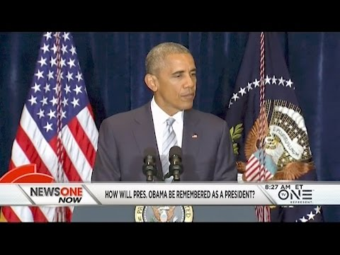 How Will History Judge President Barack Obama?