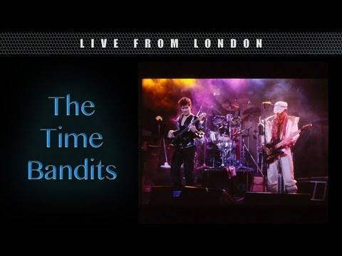 Time Bandits - Crazy World