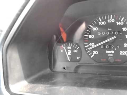 Dass der Dieselmotor oder das Benzin für den Lieferwagen besser ist