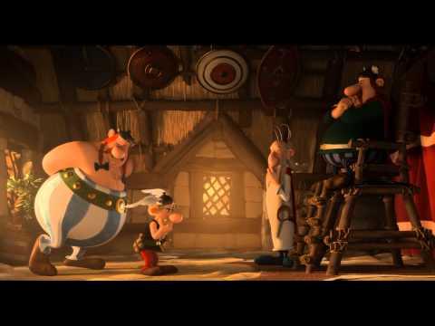 Astérix - Le Domaine des Dieux - Bande-Annonce - Au Cinéma le 26 Novembre!