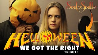 Soulspell Metal Opera We Got The Right Helloweens Tribute Video