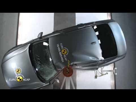 Volvo Euro NCAP Crash Test of Volvo S90/V90 videosu