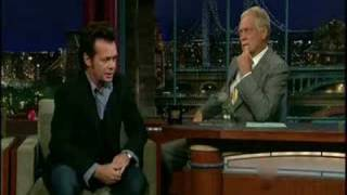 John Mellencamp TV Interview on Late Night TV