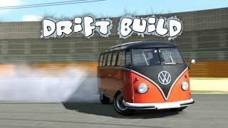 Gran Turismo 6 Drift Build : VW Sambabus | Drift Setup | Drifting Montage | Tuning [HD] gt6