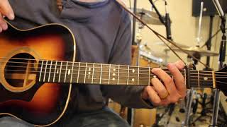 How To Play Fleetwood Mac The Chain Rumours Acoustic Guitar Lesson 7/11