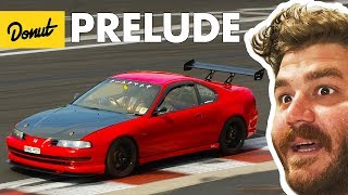HONDA PRELUDE - Everything You Need to Know | Up to Speed